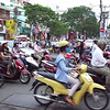 And definitely one of the most dramatic differences you'll find from home is the traffic... it's crazy & makes traffic at home seem tame & literally there's motorbikes everywhere you look. (over 4 million in Ho Chi Minh City alone) <br /> <br /> Crosswalks are truly just decorations over here but honestly dodging traffic is one of the funnest things to do while here & although busy no-one gets excited & we saw no road rage or accidents... it works for them! :-)