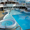 "There's one of the 2 main pools on the ""Diamond""... there's 4 pools onboard all together so lots of places to ""take a dip"". :-)"