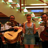 """We must be getting closer to Mexico as Nancy bumped into the """"3 Amigos"""". :-)"""