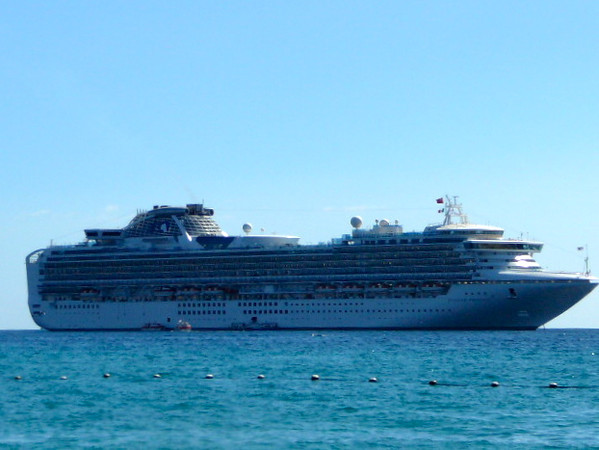 "What a Beautiful ""Home for the Week"" our ship was... she really is a ""Diamond""!! :-)"