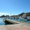 There's a look at Cabo's marina... not hard to tell it's a popular part of the World for Sport Fishing! :-)