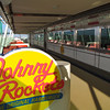 "One of our favorite spots on the Mariner... ""Johnny Rockets""!!  Even though there's tons of free food onboard there's a small fee here (can't remember, it was either $3.95 or $4.95 per person) but well worth it for their great burgers, fries & rings!! :-)"
