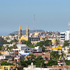 """Stop # 2 was in Mazatlan, Mexico... here's a shot of """"Old Mazatlan"""" which we explored today."""