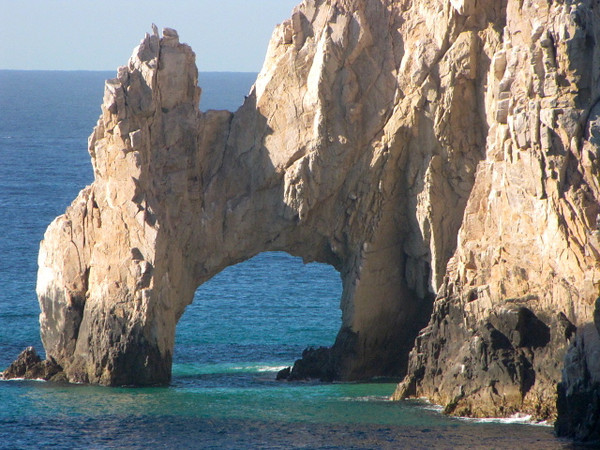 "If you've been to Cabo you've seen this Famous site before... the majestic ""Los Arcos""!"