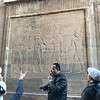 "By far one of the best parts of our trip with Uniworld was their expert guide, Mohamed, who was with us from start to finish of our trip... their guides are trained ""Egyptologists"" who literally study to do this job... like above Mohamed explained everything we saw everywhere we went which added immensely to our understanding of this country's long & complex history!!"
