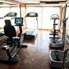 And there's also a little gym to help you burn some of those extra calories off! :-)