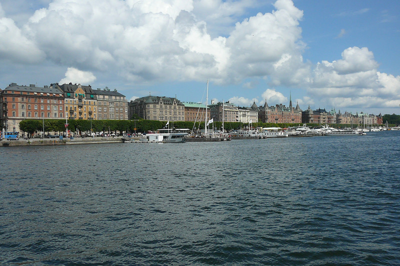 Here's a glimpse of Beautiful Stockholm... definitely one of our Favorite Northern Europe cities!!