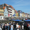 "Here's the famous Nyhavn district of Copenhagen. Here you will find street cafes, pubs and a wide selection of dining experiences including the must have ""Smorrebrod"". (Open faced sandwich)"
