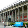 "Here's one of the several Beautiful Museums on ""Museum Island"" in Berlin."