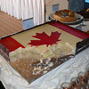 "Here's a Classic touch by Azamara... as today was July 1st which is ""Canada Day"" for us Canadians, they made us a special cake to Celebrate the occasion!! :-)"