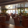 """FYI, as you'll see here, they call it  the """"Palm Court"""" for a reason... yep, they're real!! :-)<br /> <br /> At the top of the ship this is a great place to Dance, have a drink, relax, read a book, etc. while enjoying Beautiful """"Sea"""" views!!"""