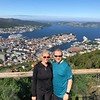 "A super nice thing to do in Bergen is to head up to ""Mount Floyen"" to take in the gorgeous views of the city, your ship & the surrounding area!!<br /> <br /> We hiked up there which took around 45mins and it wasn't too tough at all as lots of ""switch backs"" rather then straight up... but no worries..."