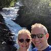 Of course, we ran into a waterfall or 2 along the way! :-)