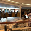 """That's the """"Crystal Cove"""" bar in the Heart of the Atrium where it's super popular to meet new found friends & enjoy some Music before/after your Dinner that evening in the """"Crystal Dining Room""""."""