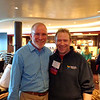 "Do you watch CBS' ""Undercover Boss""? If so, you'll know this face... there's Shawn with Norwegian Cruiseline's CEO Kevin Sheenan."