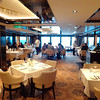 "Alright, time to check out what the inside of ""Norwegian Breakaway"" looks like.  Here's the private restaurant for those guests staying in ""The Haven"" suites.  If you want to celebrate a special occasion during your cruise, ""The Haven"" is the way to do it.  We did this ourselves on ""Norwegian Epic"" a few years ago for an Anniversary of ours and it was amazing... it's definitely worth saving up for Luxury like this!"