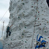 "For those of you who are Adventurous, there's always the ""Rock Climbing Wall"" at sea. :-)"