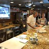"Oh ya, not only do you get to eat & eat & eat onboard Oceania Marina but they also offer cooking classes if you want to learn how to prepare some of this yummy food! :-)<br /> <br /> Nancy did their ""Fish Mastery"" class and had a great time!!"