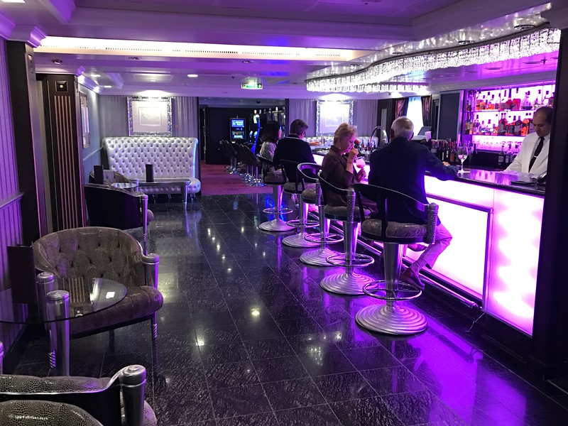 There's also the Casino Bar…