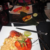 "One last time, did we mention the food on Oceania is pretty awesome!! :-) Make sure when on the ""Marina"" or ""Riviera"" to try the ""Red Ginger"" Restaurant... both the Lobster Pad Thai & the Sea Bass are awesome!! :-) Well, Cruise # 27 was another great one... read our full review of it here: <a href=""http://nancyandshawnpower.com/12-night-southern-caribbean-cruise-oceania-marina/"">http://nancyandshawnpower.com/12-night-southern-caribbean-cruise-oceania-marina/</a>"