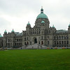 When we lived in Newfoundland we always thought Vancouver was the Capital of BC but in fact it's Victoria. Here's a great pic of the BC Parliament Buildings in Victoria.