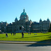 Here we are in beautiful Victoria... BC's Capital City... there's the Parliament buildings.  We only got a few pics in Victoria today as it was our 3rd visit there in 16 days but check out our last 2 Albums for more. :-)