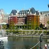 "For those of you who've been to Victoria before, you know this site... the World Famous ""Fairmont Empress""... high tea anyone? :-)"