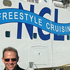 """Freestyle Cruising""... NCL literally changed the Cruising Industry when they introduced the no set Dining Times & No Dress Code concepts a decade ago... almost all lines now offer ""Open"" Dining & Dress codes are getting more relaxed all the time... thanks NCL... ""Resort Casual"" is good!! :-)"