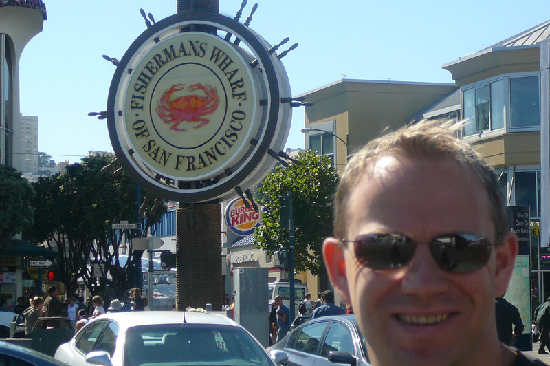 "When in San Fran make sure to spend some time in ""Fisherman's Wharf""... great shops, restaurants, people watching, etc.!!"