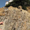 """During our 1st ever visit to Acapulco we just had to go see the World Famous Cliff Divers... here's Shawn showing you around the """"La Quebrada Cliffs"""" area."""