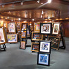 "For you Art lovers there are Art Galleries and auctions when on ""Coral""... as there are on most ships at Sea.  And even though we don't collect ourselves, the collectors tell us you can get some great deals when Cruising."