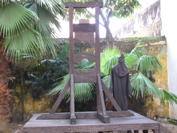 "Although not the proudest part of Cartagena's History, but a big part of it, is the ""Spanish Inquisition""... a highlight of a visit to the old city is visiting the ""Palace of Inquisition"" which shows some of the ways the tortures played out back in the day."