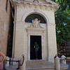 "Famous Italian Poet ""Dante"", who wrote the "" Divine Comedy‎"", died in Ravenna and you can even visit his tomb when there. :-)"