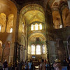 There's a peek at the inside of the San Vitale Basilica... again, a picture does it no justice but a visit here to see it's Mosaic Art is well worth it!