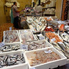 Like Bologna, Verona has some pretty amazing food there too... check out this Fresh Fish store... yummy!! :-)