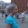 """Click """"Play"""" to hear our thoughts about our visit to the Basilica as well as have a look at famous St. Mark's Square."""