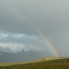Denali National Park had it all... even pretty Rainbows. :-)