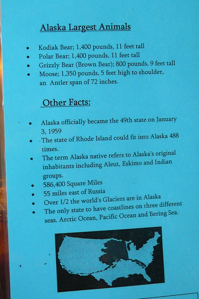 Check out these Interesting Alaskan facts!!