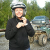 We decided to go ATVing for an optional Excursion while we were at Princess' McKinley Lodge... now that was a lot of fun!!