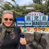 "Our next stop was in ""Kagoshima, Japan""… as it was our 1st time visiting this intriguing Country we were excited to check it out for sure!"