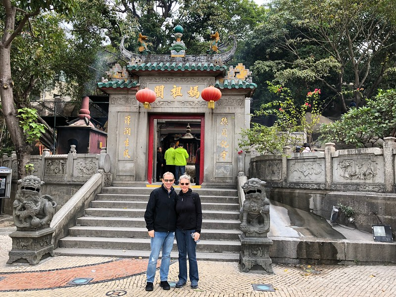 Did you know Macau was ruled by Portugal for almost 500 years up until 1999? Due to that, it's one of the most unique places in Asia as not only does it have Asian architecture and influence everywhere like above…