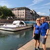 """Crystal treated us to a """"Private"""" Canal Boat tour (our 80 guests were onboard the boat alone even though it could have fit way more people so we had lots of room to spread out) when in Strasbourg which is for sure a nice treat if you have the chance when here as..."""