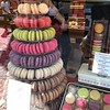 Like in all of France there was LOTS of macaroons & other yummy foods to be found!! :-)