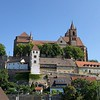 """On this morning we stopped in """"Breisach, Germany"""" & enjoyed a walking tour and headed up the hill to check out """"St Stephen's Church"""" which had some great views of the surrounding area below as you'll see a few pics from now!"""