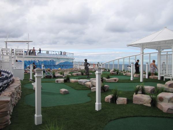Mini Golf anyone? :-)