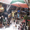 Here are a few shots of the Royal Promenade... it's like walking into a upscale shopping mall- you can shop, have lunch, drinks at the pub and so much more...