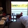 "Here's a video to give you a ""live"" look at our top deck Category P ""Panorama Suite"" with Open-Air Balcony stateroom… FYI, the Category A & B rooms are identical to this one except they're 1 deck down on the middle deck. If in budget (usually around $150 more per person) go with a ""P"" room like we did as the views are better (the A & B rooms r only 2-3 feet above the water level) and it's more private as you'll be above the street level when docked.<br /> <br /> FYI # 2, 80% of the rooms onboard are like this one above so as long as you avoid the bottom deck you'll have a room like this."