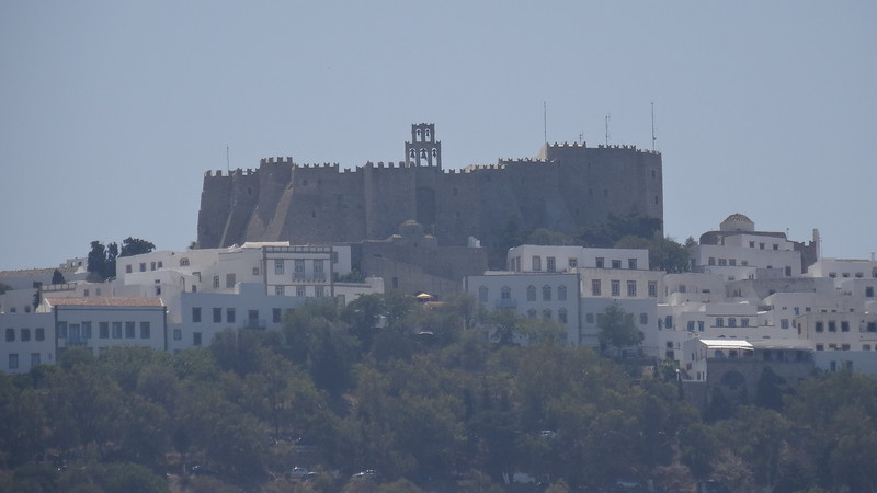 Stop # 3 was Patmos, Greece… one of 4 Greek Islands we visited during our Cruise. There's the Monastery which is one of the highlights to visit when in town.