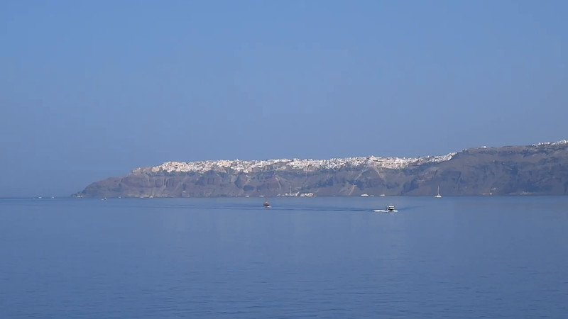 This was our 3rd cruise in this part of the Mediterranean and the other 2 times the port we regretted not getting to was Santorini, Greece as we had heard great things about it. And the great reviews of Santorini were all accurate, what a gorgeous/unique Island. Check out this video that shows you how the towns in Santorini sit high above this famous island's cliffs.