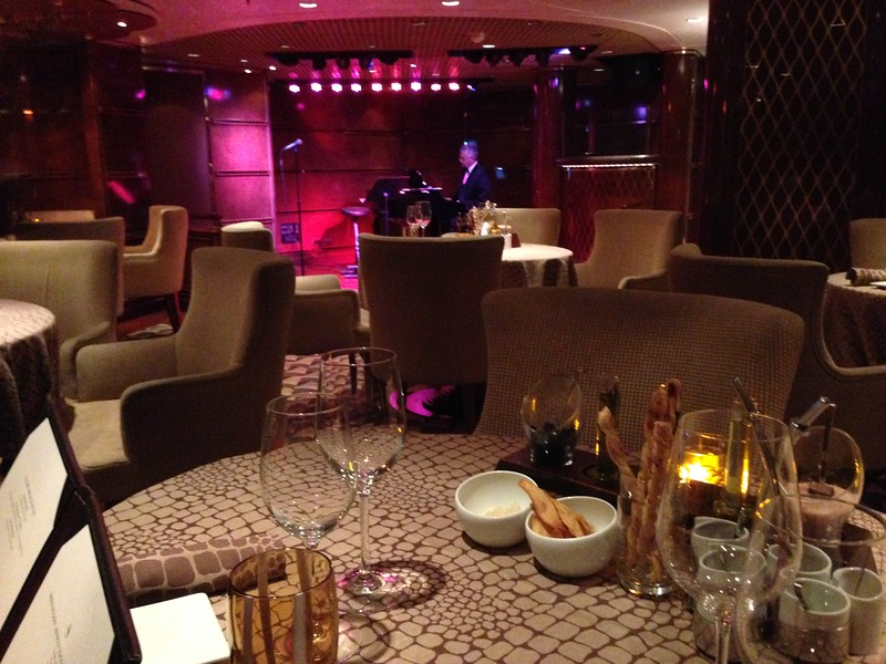 "The next venue we enjoyed was the ""Stars Supper Club""… what a cool venue where we enjoyed a singer & piano player in an intimate venue."
